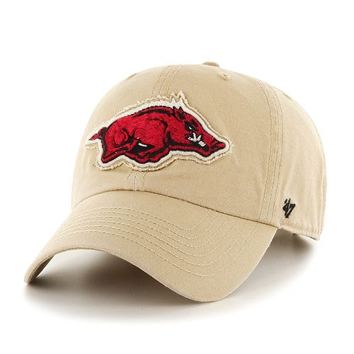 '47 University of Arkansas Wright Clean Up Cap