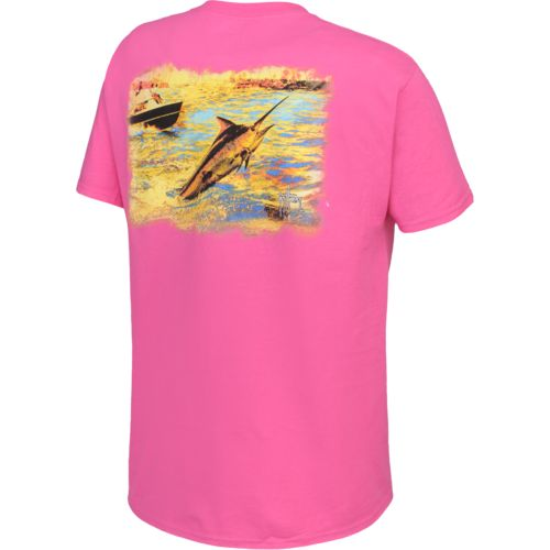 Guy Harvey Men's Mister Short Sleeve Pocket T-shirt