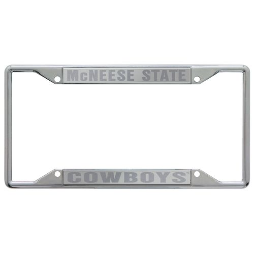 Stockdale McNeese State University License Plate Frame