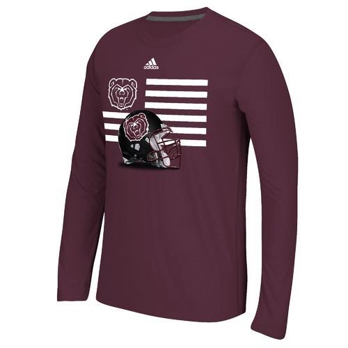 adidas™ Men's Missouri State University Prevent Defense T-shirt