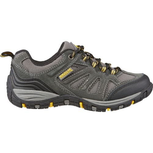 Display product reviews for Magellan Outdoors Boys' Forager Hybrid Hiker Trail Shoes