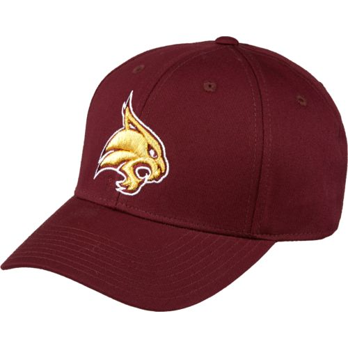 adidas™ Men's Texas State University Structured Adjustable Cap