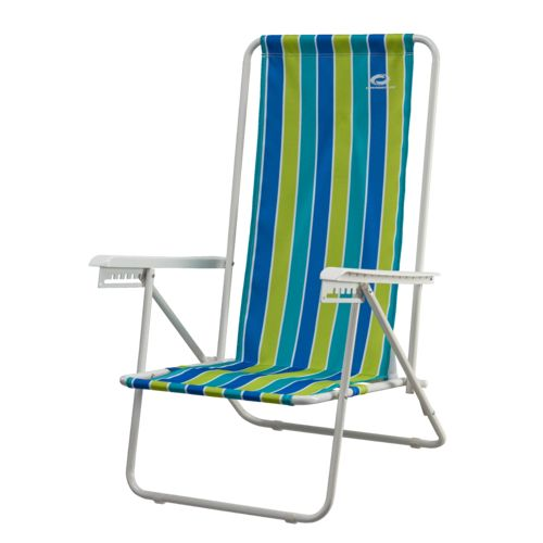 Display product reviews for O'Rageous 7-Position Destin Beach Chair