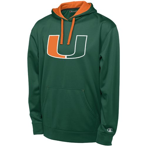 Champion™ Men's University of Miami Formation Hoodie