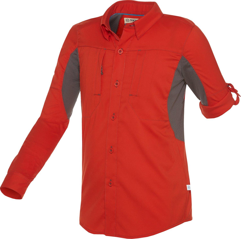 Upf protection shirt academy for Magellan fishing shirt