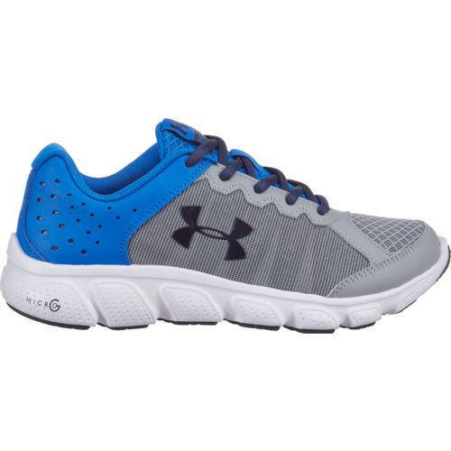 Under Armour Boys' Grade School UA Micro G Assert 6 Running Shoes - view number 1