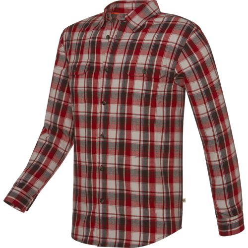 Magellan Outdoors™ Men's Hunter Creek Performance Plaid Flannel