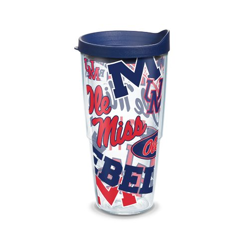 Tervis NCAA University of Mississippi Allover 24 oz.