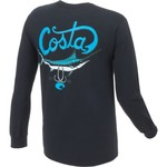 Costa Del Mar Men's Grander Long Sleeve T-shirt