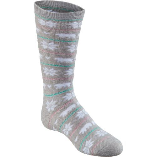 Magellan Outdoors™ Girls' Polar Bear Socks 3-Pairs