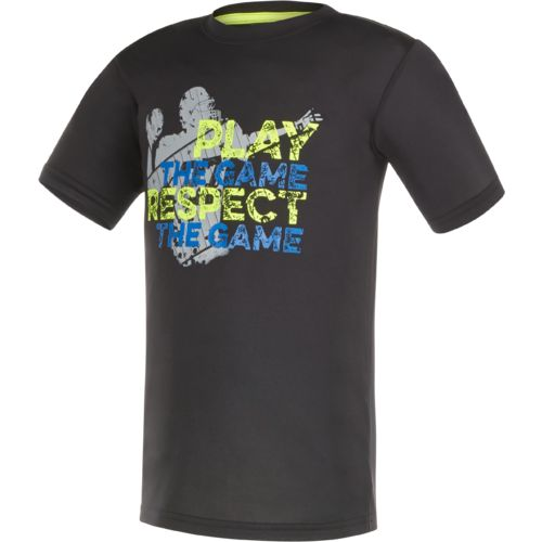 BCG Boys' Short Sleeve Football Graphic T-shirt