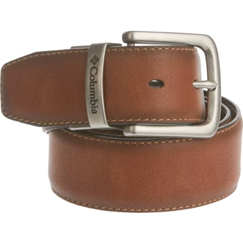 Display product reviews for Columbia Sportswear Men's Reversible Feather-Edge Belt