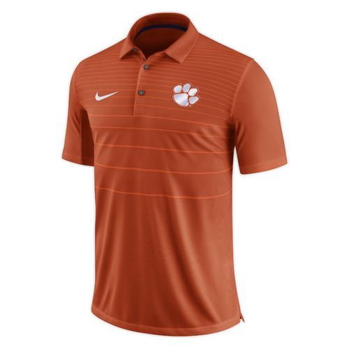 Nike™ Men's Clemson University Early Season Polo Shirt