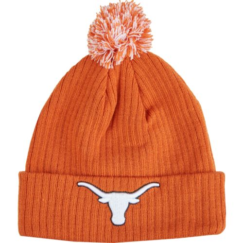 We Are Texas Men's University of Texas Carter Pom Beanie