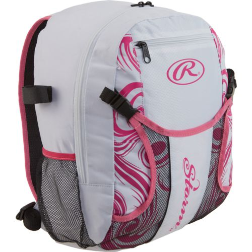 Rawlings Girls' Storm Backpack