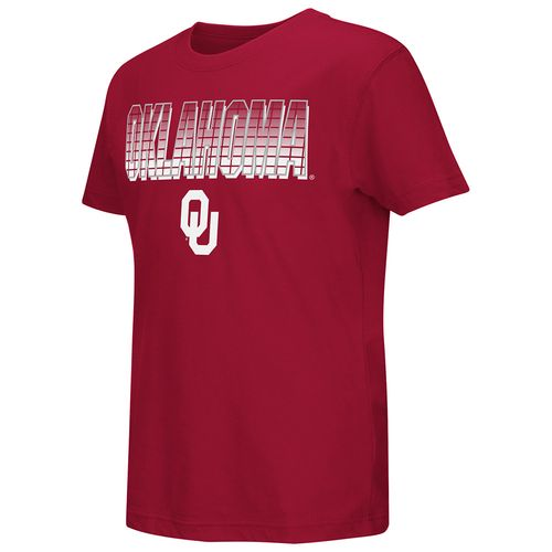 Colosseum Athletics™ Youth University of Oklahoma Gack Short Sleeve T-shirt