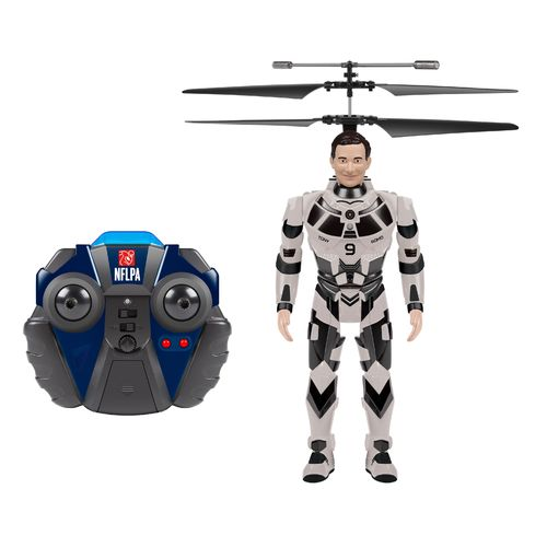 World Tech Toys Dallas Cowboys Tony Romo BlitzBots RC Helicopter