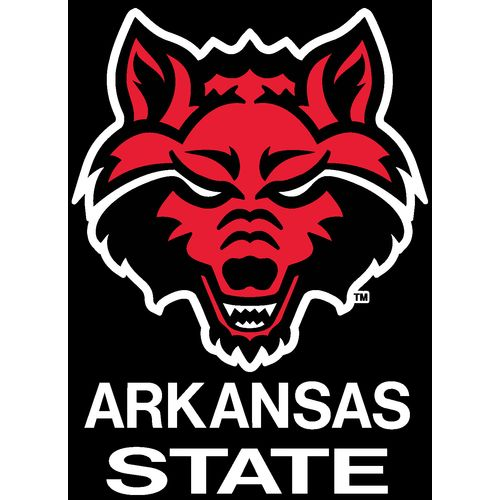 Stockdale Arkansas State University Logo Decal