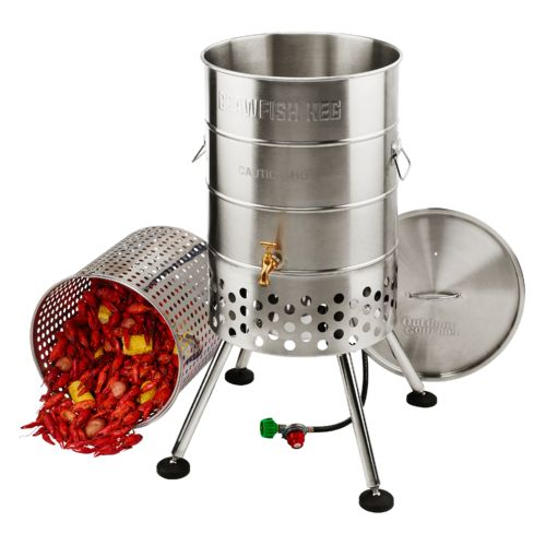 Outdoor Gourmet Propane 80 qt Crawfish Keg with Jet Burner - view number 3