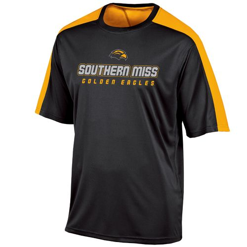 Champion™ Men's University of Southern Mississippi Colorblock T-shirt