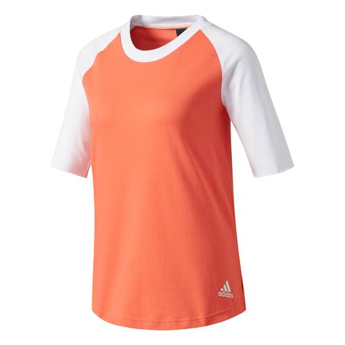 adidas Women's Baseball Short Sleeve Top - view number 1