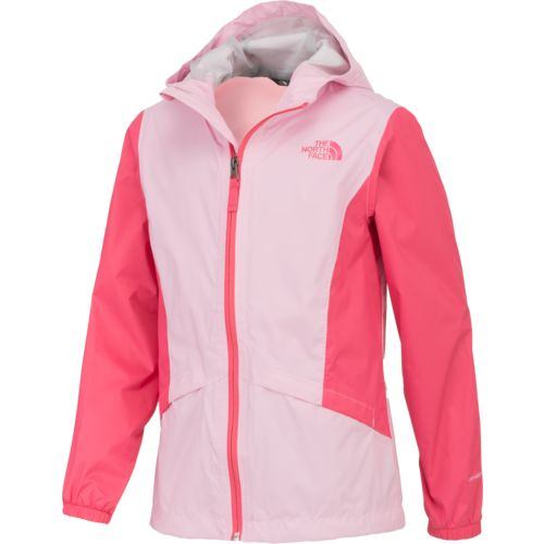 The North Face Girls' Zipline Rain Jacket - view number 3