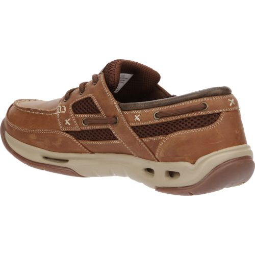 Magellan Outdoors Men's Waterline Vented Boat Shoes - view number 3