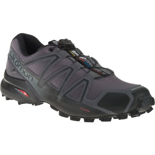 Salomon Men's Speedcross 4 Trail Running Shoes - view number 2
