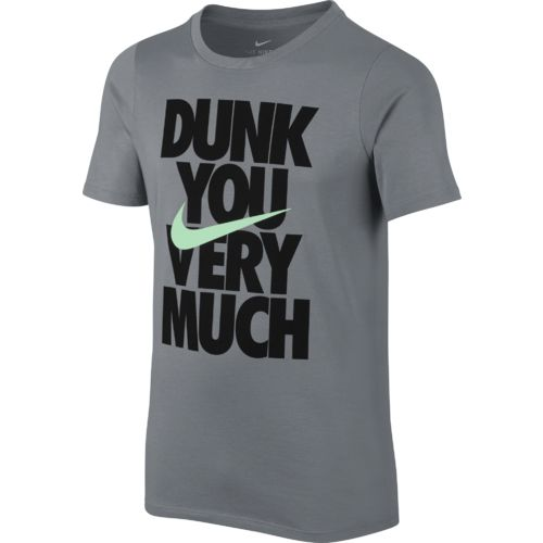 Nike Boys' Nike Dry Dunk You Short Sleeve T-shirt