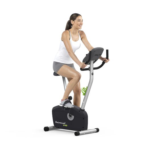 Universal U10 Upright Exercise Bike - view number 1