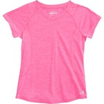 BCG Girls' Heather Turbo Tech Training T-shirt - view number 4