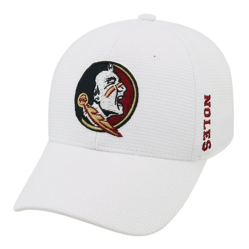 Top of the World Men's Florida State University Booster Plus Flex Cap