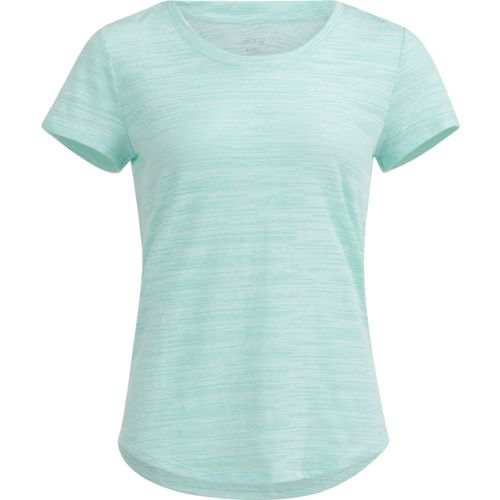 Display product reviews for BCG Women's Horizon Printed Heather Burnout Top