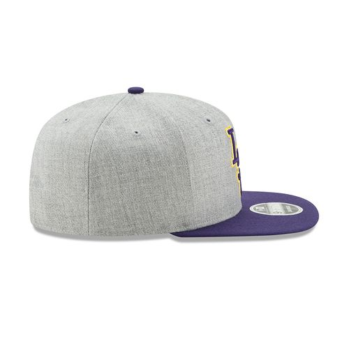 New Era Men's Louisiana State University Original Fit 9FIFTY® Cap - view number 5