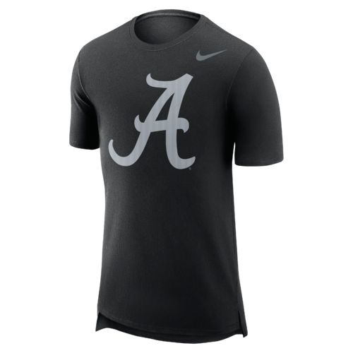 Nike™ Men's University of Alabama Enzyme Droptail T-shirt