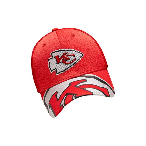 New Era Men's Kansas City Chiefs 39THIRTY NFL17 On Stage Cap - view number 9