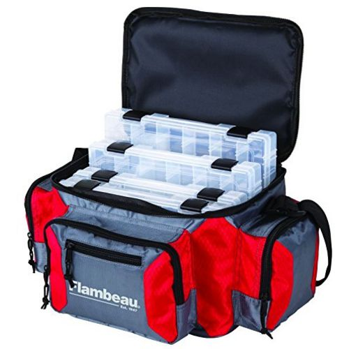 Flambeau Graphite 400 Tackle Bag - view number 2
