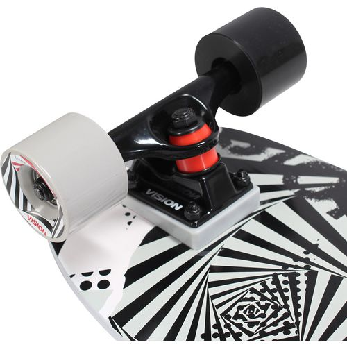 Vision Mini Cruiser Twisted 28 in Skateboard - view number 3
