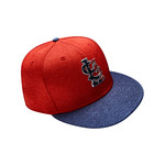 New Era Men's St. Louis Cardinals Stars and Stripes 2T '17 59FIFTY Cap - view number 10
