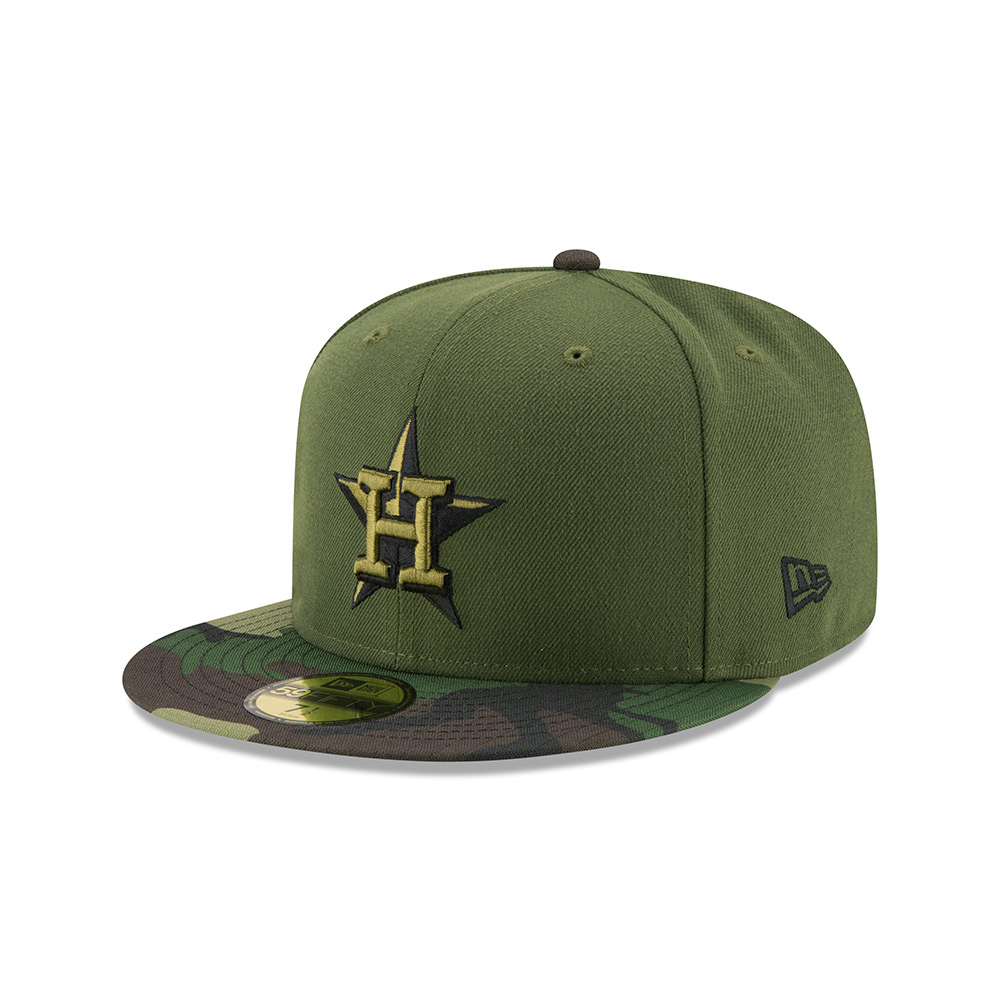 New Era Men's Houston Astros SE17 Memorial Day 59FIFTY Cap
