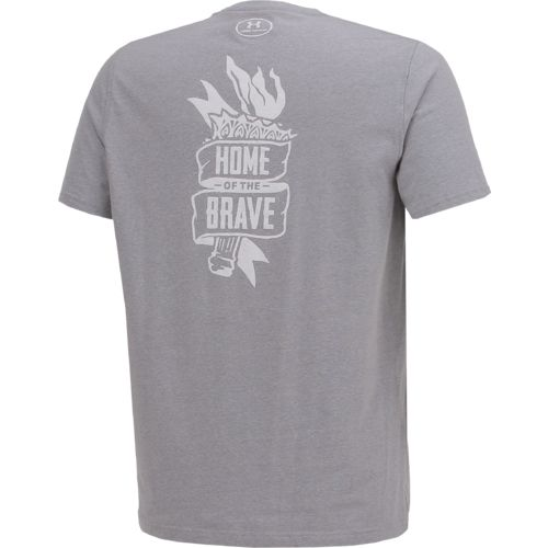 Under Armour Men's Home of the Brave Short Sleeve T-shirt - view number 2