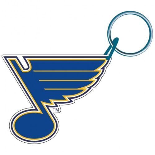 WinCraft St. Louis Blues Premium Acrylic Key Ring