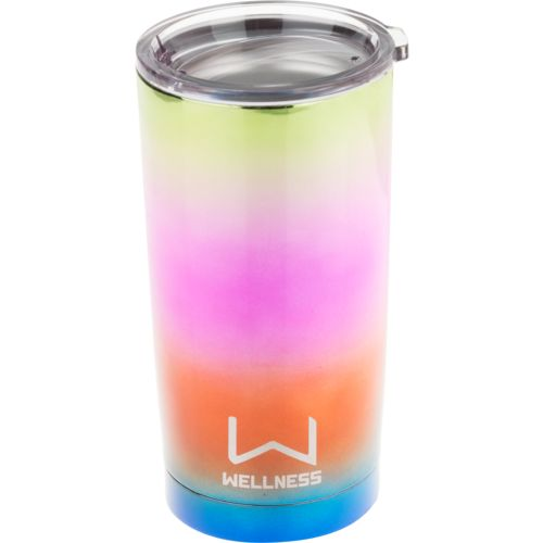 Wellness 20 oz UV-Coated Tumbler