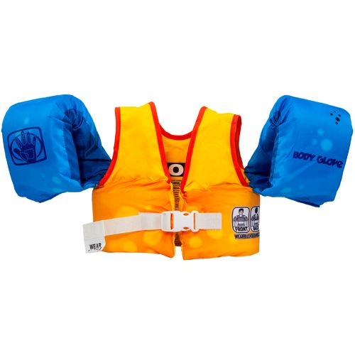 Body Glove Kids' Mnstra Paddle Pals Motion Swim Life Vest - view number 2