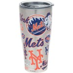 Tervis New York Mets All Over 30 oz Stainless-Steel Tumbler - view number 1