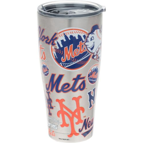 Tervis New York Mets All Over 30 oz Stainless-Steel Tumbler