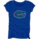 Blue 84 Juniors' University of Florida Mascot Soft T-shirt - view number 1
