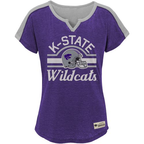 Gen2 Girls' Kansas State University Tribute Football T-shirt
