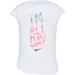 Nike Girls' I'm All Day Modern T-shirt - view number 1
