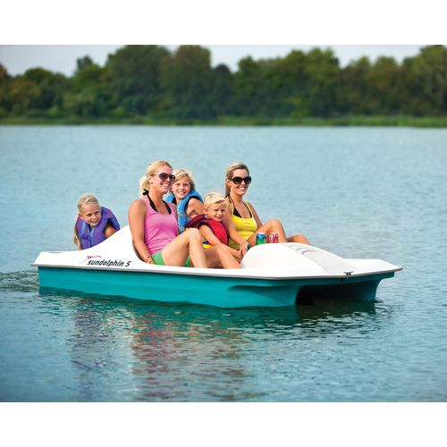 Sun Dolphin 5-Seat 96 in Pedal Boat - view number 4
